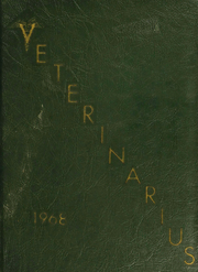 1968 Edition, University of Georgia College of Veterinary Medicine - Veterinarius Yearbook (Athens, GA)