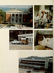Page 6, 1979 Edition, University of Georgia College of Veterinary Medicine - Veterinarius Yearbook (Athens, GA) online yearbook collection