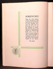 Page 10, 1929 Edition, Atlanta Southern Dental College - Asodecoan Yearbook (Atlanta, GA) online yearbook collection