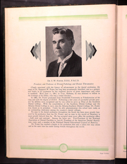 Page 16, 1929 Edition, Atlanta Southern Dental College - Asodecoan Yearbook (Atlanta, GA) online yearbook collection