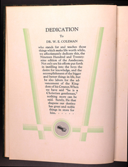 Page 8, 1929 Edition, Atlanta Southern Dental College - Asodecoan Yearbook (Atlanta, GA) online yearbook collection