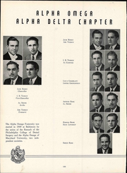 Page 104, 1942 Edition, Atlanta Southern Dental College - Asodecoan Yearbook (Atlanta, GA) online yearbook collection