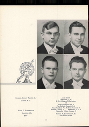 Page 74, 1942 Edition, Atlanta Southern Dental College - Asodecoan Yearbook (Atlanta, GA) online yearbook collection
