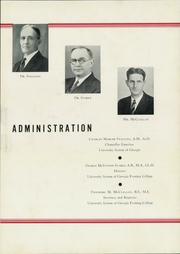 Page 13, 1937 Edition, University System of Georgia Evening School - Nocturne Yearbook (Atlanta, GA) online yearbook collection