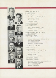 Page 14, 1937 Edition, University System of Georgia Evening School - Nocturne Yearbook (Atlanta, GA) online yearbook collection