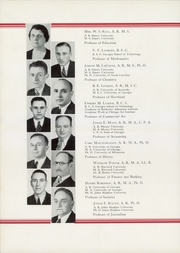 Page 16, 1937 Edition, University System of Georgia Evening School - Nocturne Yearbook (Atlanta, GA) online yearbook collection