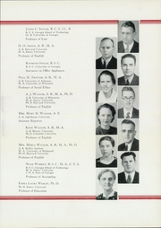 Page 17, 1937 Edition, University System of Georgia Evening School - Nocturne Yearbook (Atlanta, GA) online yearbook collection