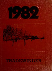 1982 Edition, North Georgia Technical College - Tradewinder Yearbook (Clarkesville, GA)