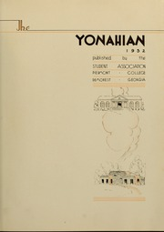Page 7, 1932 Edition, Piedmont College - Yonahian Yearbook (Demorest, GA) online yearbook collection