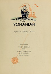 Page 7, 1933 Edition, Piedmont College - Yonahian Yearbook (Demorest, GA) online yearbook collection