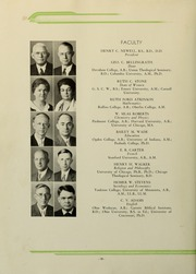 Page 14, 1936 Edition, Piedmont College - Yonahian Yearbook (Demorest, GA) online yearbook collection