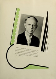 Page 7, 1936 Edition, Piedmont College - Yonahian Yearbook (Demorest, GA) online yearbook collection