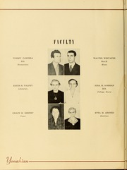 Page 14, 1941 Edition, Piedmont College - Yonahian Yearbook (Demorest, GA) online yearbook collection