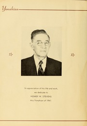 Page 6, 1941 Edition, Piedmont College - Yonahian Yearbook (Demorest, GA) online yearbook collection