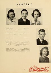 Page 15, 1942 Edition, Piedmont College - Yonahian Yearbook (Demorest, GA) online yearbook collection