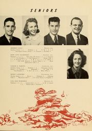 Page 17, 1942 Edition, Piedmont College - Yonahian Yearbook (Demorest, GA) online yearbook collection