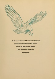 Page 7, 1943 Edition, Piedmont College - Yonahian Yearbook (Demorest, GA) online yearbook collection