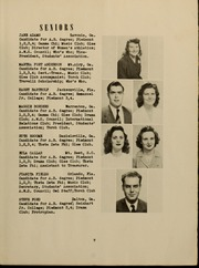 Page 11, 1944 Edition, Piedmont College - Yonahian Yearbook (Demorest, GA) online yearbook collection