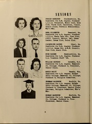 Page 12, 1944 Edition, Piedmont College - Yonahian Yearbook (Demorest, GA) online yearbook collection