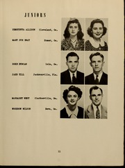 Page 15, 1944 Edition, Piedmont College - Yonahian Yearbook (Demorest, GA) online yearbook collection