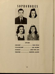 Page 16, 1944 Edition, Piedmont College - Yonahian Yearbook (Demorest, GA) online yearbook collection