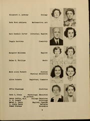 Page 9, 1944 Edition, Piedmont College - Yonahian Yearbook (Demorest, GA) online yearbook collection