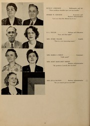 Page 12, 1946 Edition, Piedmont College - Yonahian Yearbook (Demorest, GA) online yearbook collection