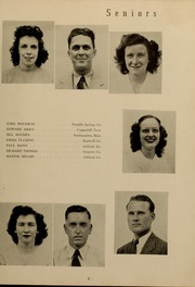 Page 15, 1946 Edition, Piedmont College - Yonahian Yearbook (Demorest, GA) online yearbook collection