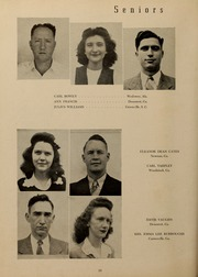 Page 16, 1946 Edition, Piedmont College - Yonahian Yearbook (Demorest, GA) online yearbook collection