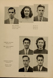 Page 17, 1946 Edition, Piedmont College - Yonahian Yearbook (Demorest, GA) online yearbook collection