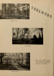 Page 8, 1946 Edition, Piedmont College - Yonahian Yearbook (Demorest, GA) online yearbook collection