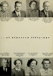 Page 17, 1951 Edition, Piedmont College - Yonahian Yearbook (Demorest, GA) online yearbook collection