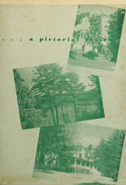 Page 5, 1951 Edition, Piedmont College - Yonahian Yearbook (Demorest, GA) online yearbook collection