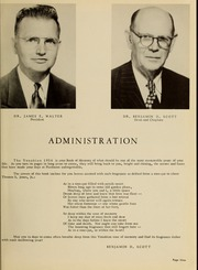 Page 13, 1956 Edition, Piedmont College - Yonahian Yearbook (Demorest, GA) online yearbook collection
