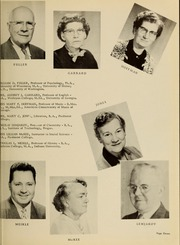 Page 15, 1956 Edition, Piedmont College - Yonahian Yearbook (Demorest, GA) online yearbook collection