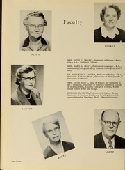 Page 16, 1956 Edition, Piedmont College - Yonahian Yearbook (Demorest, GA) online yearbook collection