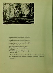 Page 10, 1957 Edition, Piedmont College - Yonahian Yearbook (Demorest, GA) online yearbook collection