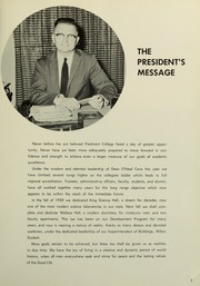 Page 11, 1960 Edition, Piedmont College - Yonahian Yearbook (Demorest, GA) online yearbook collection