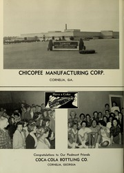 Page 110, 1960 Edition, Piedmont College - Yonahian Yearbook (Demorest, GA) online yearbook collection