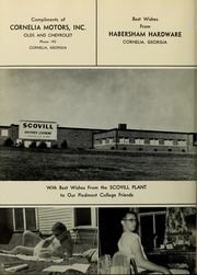 Page 114, 1960 Edition, Piedmont College - Yonahian Yearbook (Demorest, GA) online yearbook collection