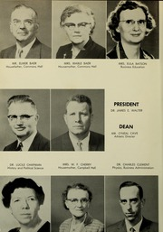 Page 12, 1960 Edition, Piedmont College - Yonahian Yearbook (Demorest, GA) online yearbook collection