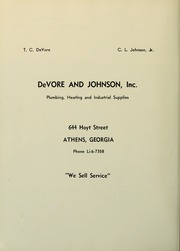 Page 122, 1960 Edition, Piedmont College - Yonahian Yearbook (Demorest, GA) online yearbook collection
