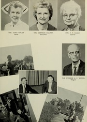 Page 15, 1960 Edition, Piedmont College - Yonahian Yearbook (Demorest, GA) online yearbook collection