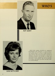 Page 12, 1964 Edition, Piedmont College - Yonahian Yearbook (Demorest, GA) online yearbook collection