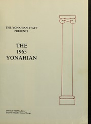 Page 5, 1965 Edition, Piedmont College - Yonahian Yearbook (Demorest, GA) online yearbook collection