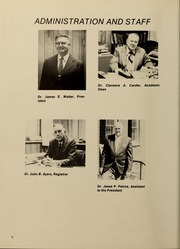 Page 10, 1973 Edition, Piedmont College - Yonahian Yearbook (Demorest, GA) online yearbook collection