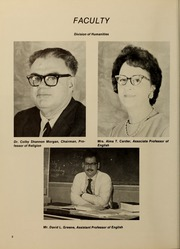 Page 12, 1973 Edition, Piedmont College - Yonahian Yearbook (Demorest, GA) online yearbook collection