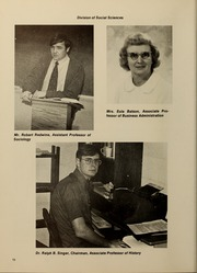 Page 14, 1973 Edition, Piedmont College - Yonahian Yearbook (Demorest, GA) online yearbook collection