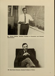 Page 15, 1973 Edition, Piedmont College - Yonahian Yearbook (Demorest, GA) online yearbook collection