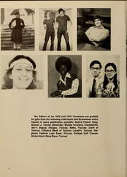 Page 8, 1973 Edition, Piedmont College - Yonahian Yearbook (Demorest, GA) online yearbook collection